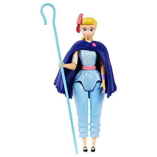 Disney - Toy Story 4 Figura Bo Beep con Capa, Juguetes Niños +3 Años (Mattel GKP96)