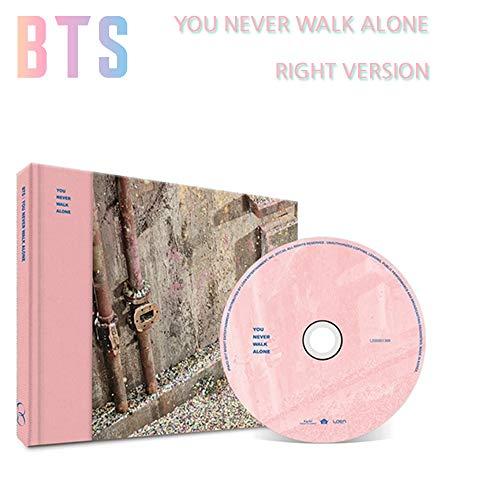 BANGTAN BOYS Wings: You Never Walk Alone (Right Version) BTS Album CD+Photobook+Photocard+Gift