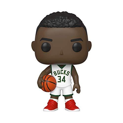 Funko - Pop! NBA: Bucks - Giannis Antetokounmpo Figurina, Multicolor (46632)