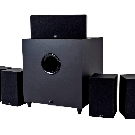 Premium 5.1-Ch. Home Theater System with Subwoofer - Monoprice.com