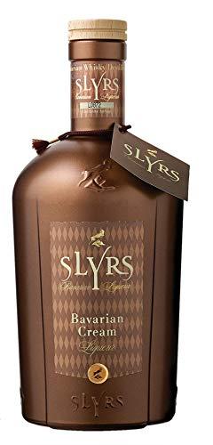 Slyrs Bavarian Cream Likör 0,35 Liter 17% Vol.