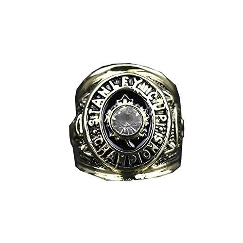 Fei Fei Hockey 1963 Toronto Maple Leafs Canadian Championship Ring Campeonato del Anillo para los fanáticos Hombres colección del Regalo de visualización,with Box,11