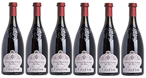 Ronchedone Ca' dei Frati anno 2017 Vino Rosso [ 6 BOTTIGLIE DA 750 ml ]