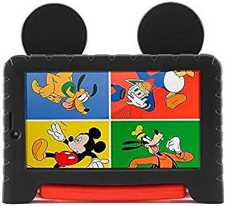 "Tablet Multilaser Disney Mickey Plus+ 16GB 7"" Wi-Fi Quad Core Android 8.1 Oreo Câmera Integrada - NB314"