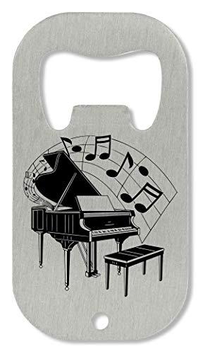 Z-Brand Piano Graphic Artwork flessenopener