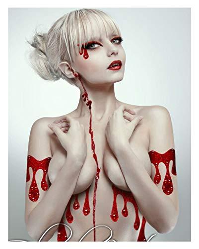 Horror-Shop Body Art Tattoo Bloodlust