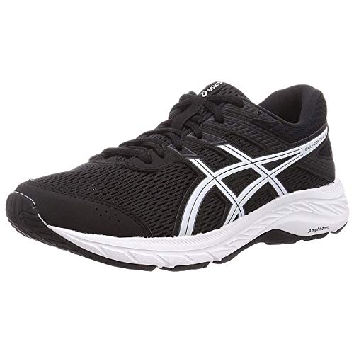 ASICS Gel-Contend 6 Running Shoes - AW20-12 Black