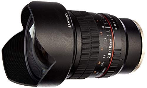Samyang 10mm F2.8 Objektiv für Anschluss Sony E