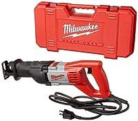 Milwaukee 6519-31 12 Amp Sawzall Reciprocating Saw Kit from Milwaukee