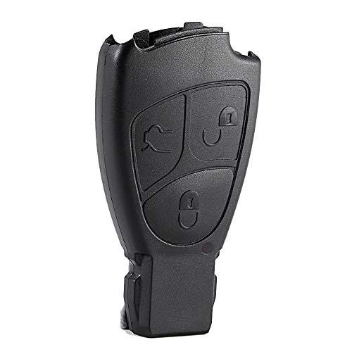 SurePromise One Stop Solution for Sourcing 3 Tasten Schlüssel Gehäuse Ersatz Autoschlüssel Fernbedienung Funkschlüssel ohne Transponder oder Elektronik aus Deutschland