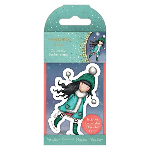Santoro Gorjuss - Sello para scrapbooking (talla única), multicolor