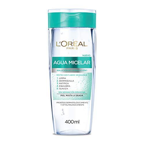 Desmaquillante Piel Sensible  marca L'Oréal Paris