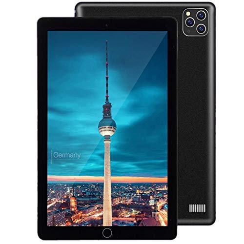 Tableta 10.1 pulgadas 2GB RAM + 32G ROM Pantalla Full HD 1080P, Procesador Octa-Core, Pantalla HD Tableta Pantalla IPS 1280X800 de 10 pulgadas (10.1 '), CPU Octa Core, Tableta con cámara 2 + 8 MP