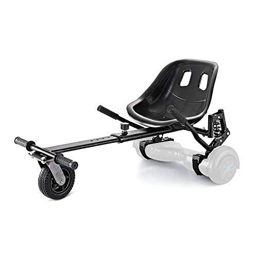 Smarthlon Hoverkart Go Kart Hover Sitz Roller kompatibel mit 6,5, 8, 10 Zoll (A6)