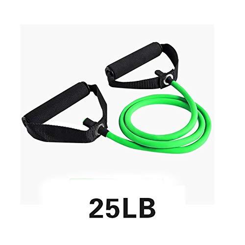 120 Cm Tire Yoga cuerda de la resistencia de la banda de goma elástica de fitness equipo de la aptitud de la banda de goma elástica yoga de la venda de la correa de ejercicios de entrenamiento deporti
