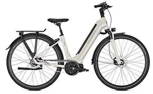 Kalkhoff Image 5.I Move Impulse Vélo électrique 2019 (28' Wave M/48 cm, WhiteSmoke Glossy)