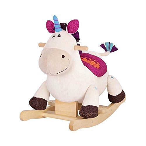 B. Toys- Cavallo a Dondolo, Colore Unico, BX1660Z
