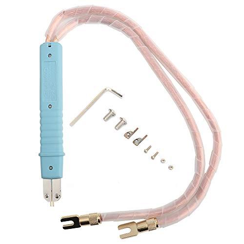 Electrónica del equipo del soldador, bolígrafo de soldadura por puntos de alta potencia HB-71A 1900W para baterías eléctricas