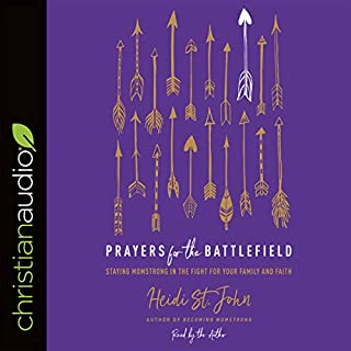Prayers for the Battlefield audiobook cover art