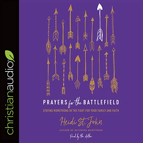 Prayers for the Battlefield audiobook cover art