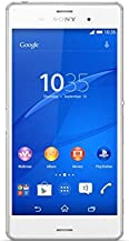 Sony Xperia Z3 Factory Unlocked Phone - Retail Packaging - White