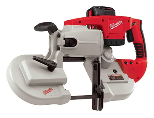 Milwaukee 0729-21 V28 4-3/4-Inch by 4-3/4-Inch Capacity 28-Volt Lithium Cordless 2 Range-Variable Speed Portable Band Saw