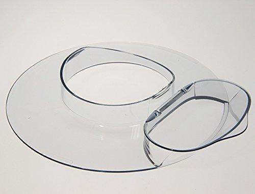 Spritzschutzdeckel für Robot Modell Titanium kmp - kmm - kmc - dsm - kmy - kmt kw716118