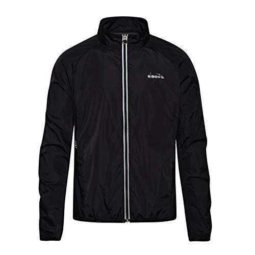 Diadora - Giacca da Running L. Windbreaker Jacket per Donna (EU M)