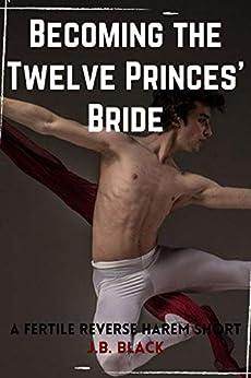 Becoming the Twelve Princes' Bride: A Fertile Reverse Harem Short Review