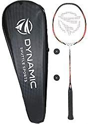 Dynamic Shuttle Sports Prodessional Badminton racket