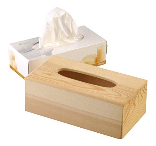 efco Holz Box, Braun, 25x13,4x9 cm