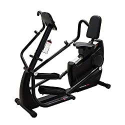 Inspire Fitness recumbent elliptical after a total hip replacement