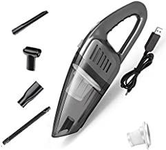 Hand-held Vacuum Cleaner Handheld Vacuums Cleaner Cordless, 120W Rechargeable Lightweight Wet Dry Vacuum Cleaner Portable,...