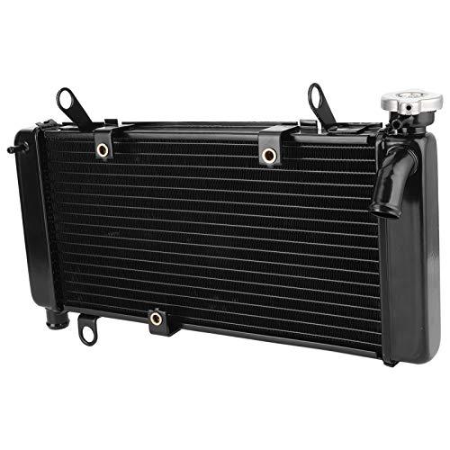 Qiilu Kühler, Motorradkühler Wassertank Passend für Honda CBR400 CBR400RR NC29 CBR29 MC29 90‑94