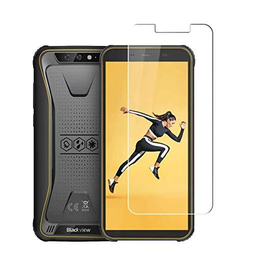 [2 pack] Xiaomi Redmi 4X Protector de Pantalla , LJSM Vidrio templado Proyectar película protectora Cristal Cristal Templado Film para Xiaomi Redmi 4X (5.0')