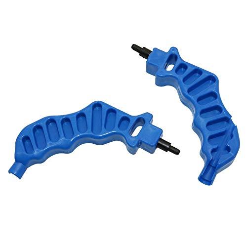 Zqlcc 3-5mm gat perforator boren gereedschap tuin Irrigatie ponsen accessoires slang gat Punch Tuinieren Water Connectors Fittings 1 Stks