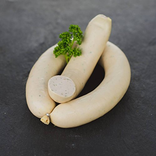 Weiße Fleischwurst 2 Ringe á 450g
