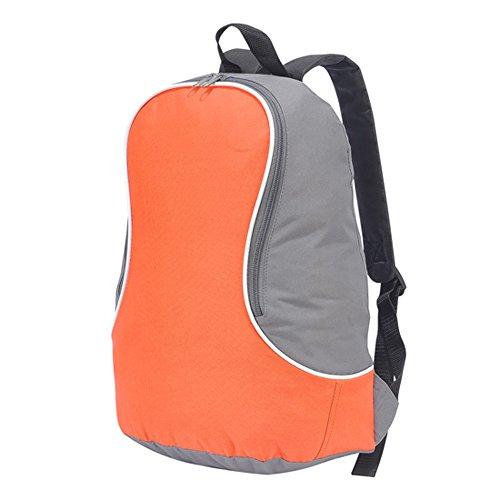 Shugon - petit sac à dos loisirs FUJI 1202 backpack 10L - orange