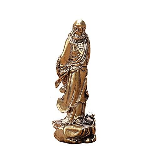 YANGHONDD Escultura Figuritas Decorativas Estatuas Escultura Estatua Bodhi Estatua Decoración