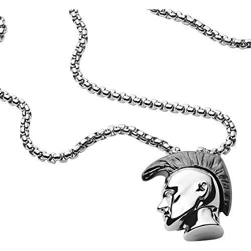Diesel Jewellry Icon DX1253040 Cadena de Cuello para Hombres