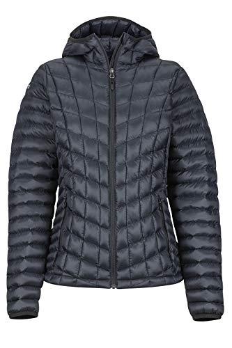 Marmot Damen Wm's Featherless Hoody Jacke, schwarz, M