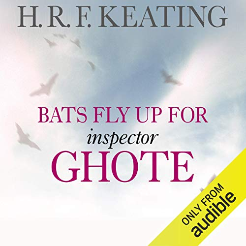 Couverture de Bats Fly Up for Inspector Ghote