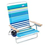 Best Beach Chairs - Rio Beach Classic 5 Position Lay Flat Folding Review