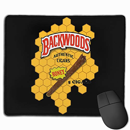 Yellow Backwoods Honey Mouse Pad Gaming Mouse Pad Non-Slip 11.8 X 9.8 Inches Mouse Mat for for Office Computer Gaming Home