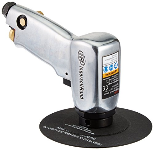 Ingersoll Rand 317A Heavy Duty 5-Inch High Speed Pnuematic Sander