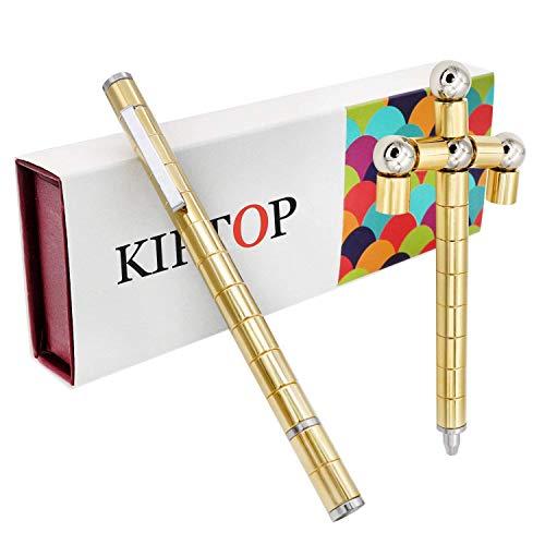 KIPTOP Magnetstift Interessantes Kombinationsspielzeug | Wunderbaren Magnetischer...