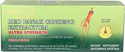 Panax Red Ginseng 30x10cc