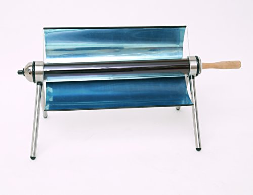 Fondchy Portable Solar Cooker, Solar Stove, Solar Oven, Solar Grill, Must Have for Picnic, Camping