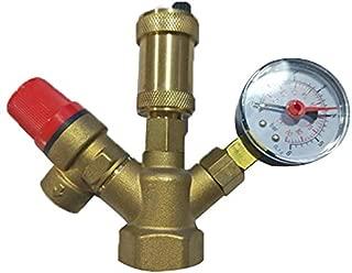 Tipo de resorte Compresor de aire V/álvula de seguridad V/álvula de alivio de presi/ón V/álvula reductora de presi/ón de escape Caldera Generador de 3KG
