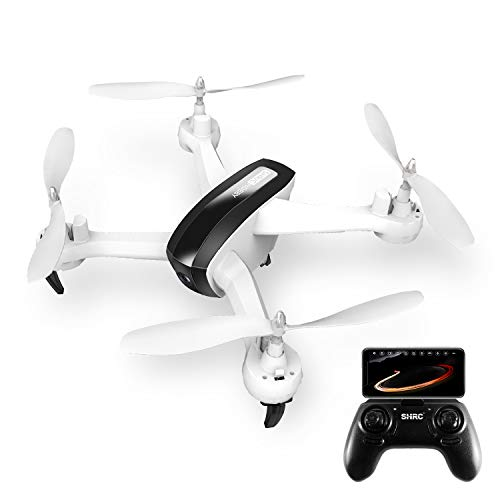 HR Drone with 1080P HD Camera,FPV Drone for Adults Beginner 30 Mins Flight Time